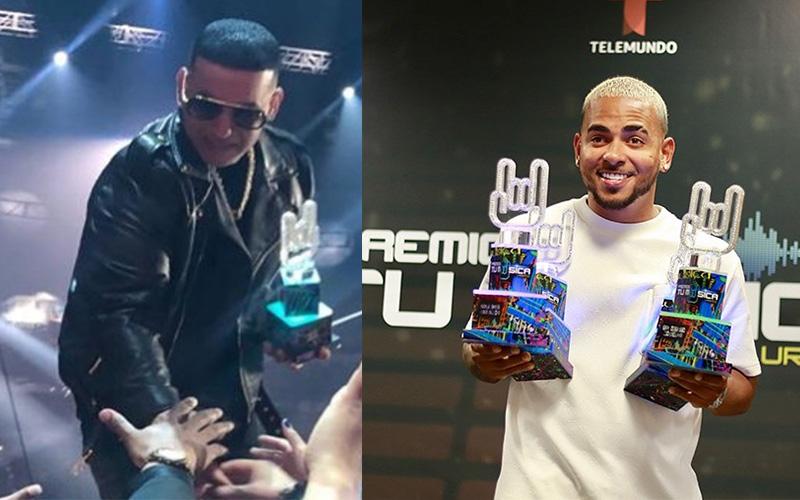 Photo of Daddy Yankee y Ozuna copan Premios Tu Música Urbano 2020 con 6