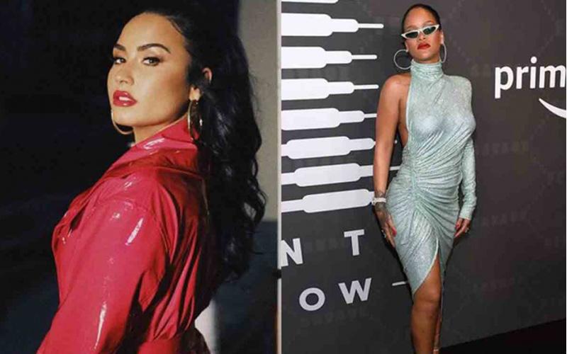 Photo of Demi Lovato revela sus intenciones con Rihanna