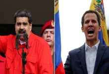 Photo of EE.UU. insta a Maduro y Guaidó a dar un paso al costado