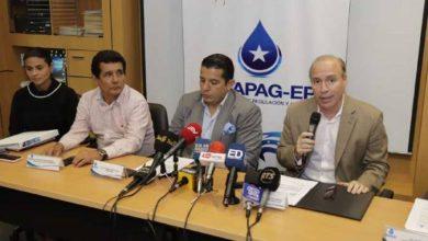 Photo of Servicio de agua potable esta garantizado, asegura Emapag