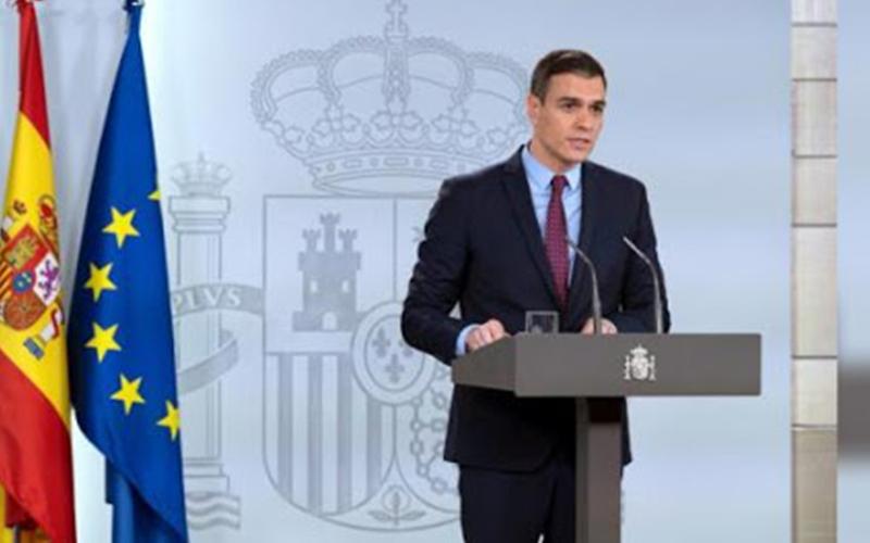Photo of España declarará mañana el estado de alarma ante la extensión del coronavirus