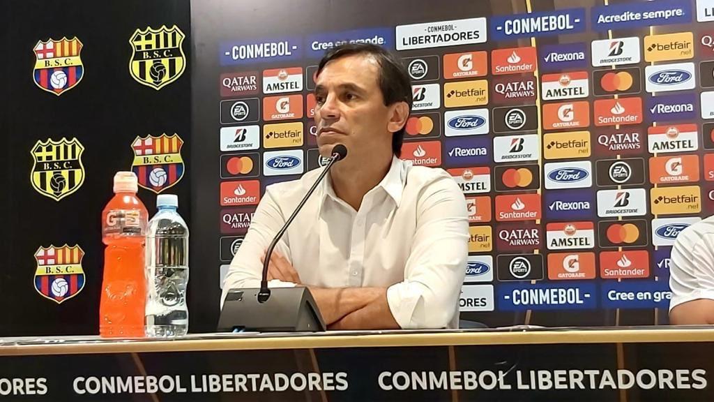"""Photo of Bustos: """"No hicimos el partido que teníamos planificado y que veníamos haciendo contra un rival que juega bien"""""""