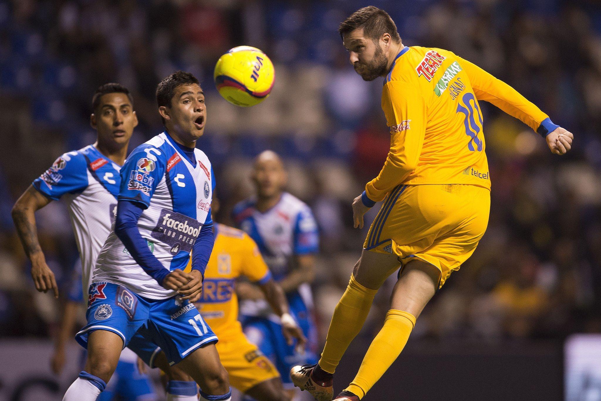 Photo of El Puebla del peruano Reynoso empata sin goles con los Tigres de Enner Valencia y Jordan Sierra