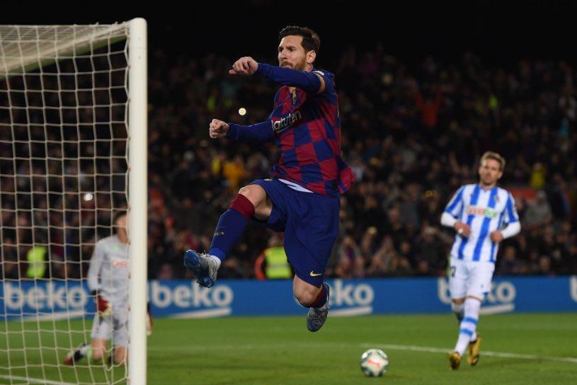 Photo of 1-0. El Barça rescata el liderato con un penalti de VAR