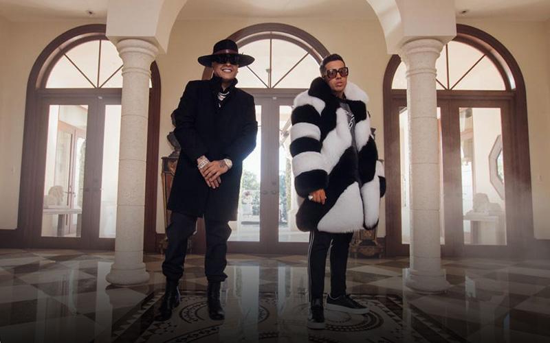 Photo of La millonaria mansión elegida por De La Ghetto y Darell para su último vídeo