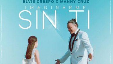 Photo of Elvis Crespo estrenó su nueva canción, 'Imaginarme sin ti'