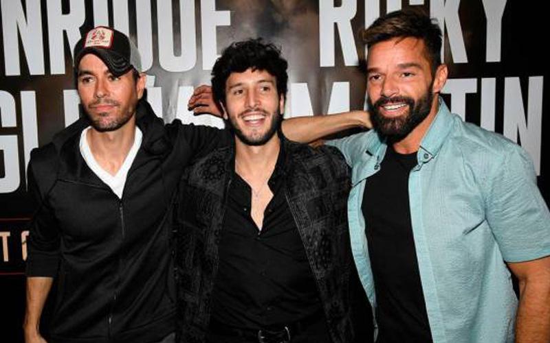 Photo of Ricky Martin y Enrique Iglesias anuncian gira conjunta por EE.UU. y Canadá
