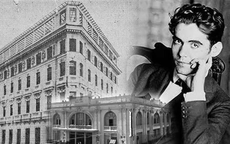 Photo of El último almuerzo de Federico García Lorca en Nueva York