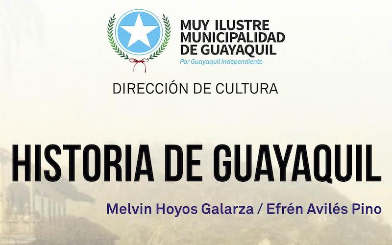 Photo of Edición digital de la «Historia de Guayaquil»