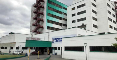 Photo of Paciente con COVID-19 recibe el alta en hospital de Cuenca