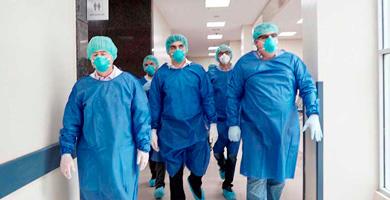 Photo of 198 camas mas para pacientes con Coronavirus del Hospital General Monte Sinaí
