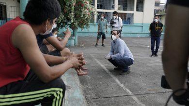 Photo of Gobernador del Guayas implementó albergue para personas de la calle