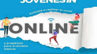 """Photo of La Dirección de Acción Social abre los cursos online de Jóvenes IN """"Habilidades para la vida"""" y """"Habilidades para el empleo"""""""