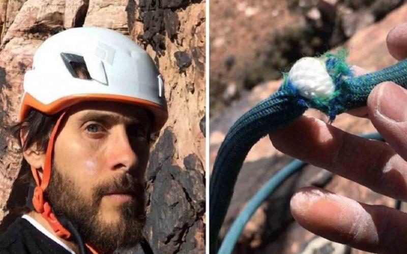 Photo of Jared Leto casi muere; estuvo a punto de caer de una montaña