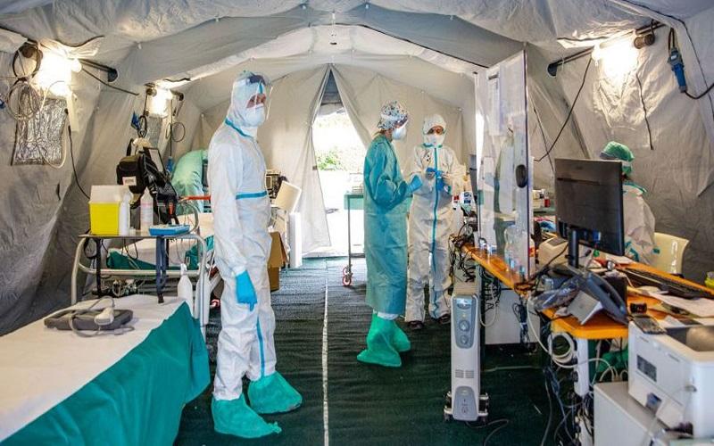 Photo of Paciente uruguaya con coronavirus estuvo en un boda con 500 personas