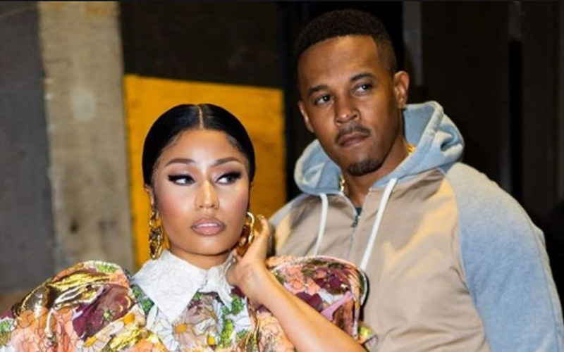 Photo of Arrestan al esposo de Nicki Minaj por no registrarse como agresor sexual