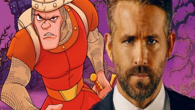 Photo of Ryan Reynolds negocia protagonizar la adaptación del juego «Dragon's Lair»