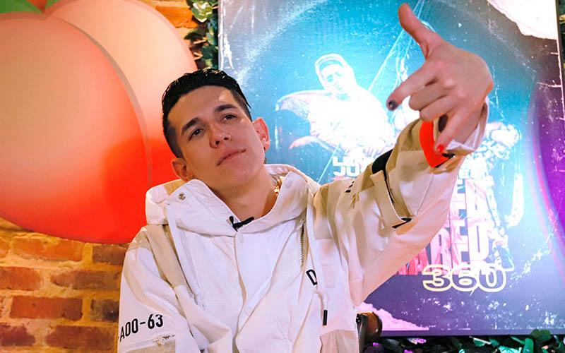 Photo of Como todo un «crack», Lenny Tavárez alista el lanzamiento de su próximo álbum