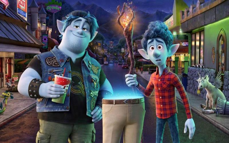 Photo of Pixar triunfa en taquilla con el estreno de la fantástica «Onward»