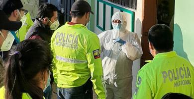 Photo of Policía confirma 19 funcionarios con coronavirus