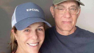 Photo of Tom Hanks y su mujer dados de alta en Australia tras recuperarse del COVID-19