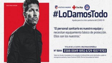 Photo of La campaña contra el coronavirus de Simeone y el Atlético suma al cine