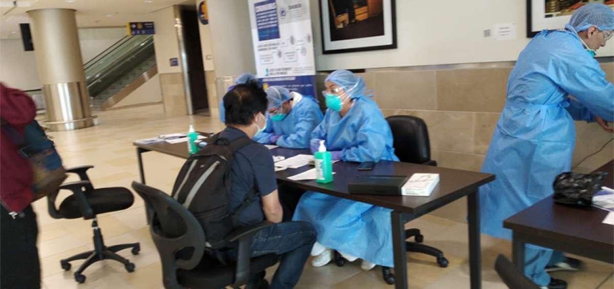 Photo of Ecuador registra 10 casos de contagio de coronavirus