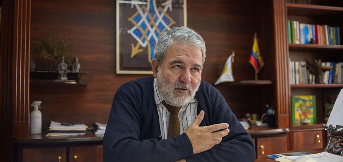 Photo of Verdesoto esgrime un tercer informe sobre fondos de campaña de Alianza País