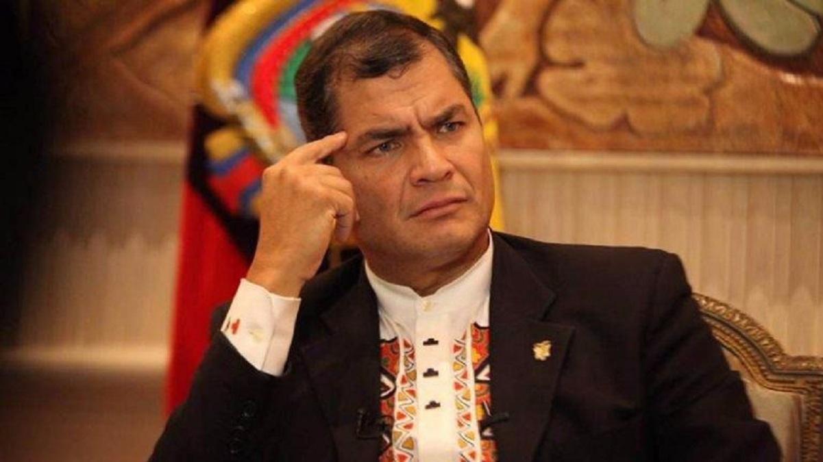 Photo of Rafael Correa no puede postularse a ninguna dignidad en el país