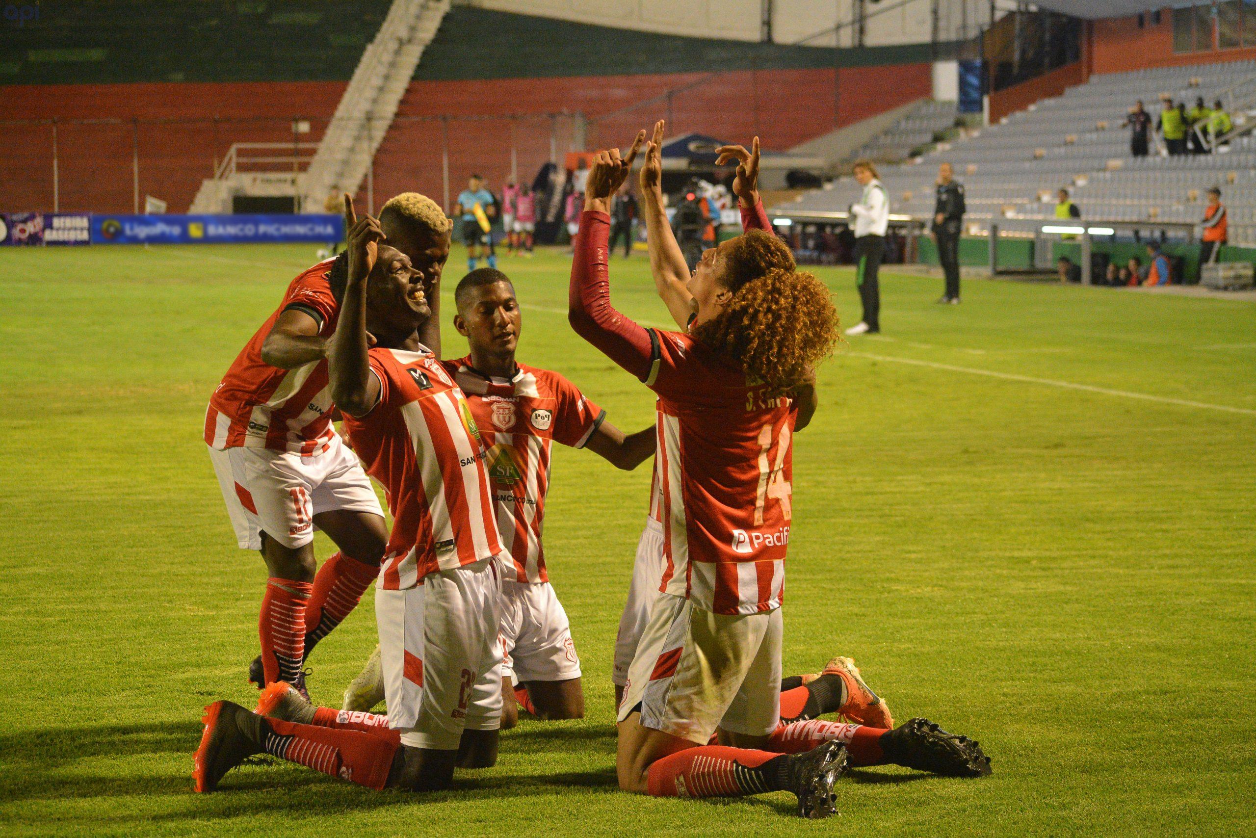 Photo of Técnico Universitario sigue invicto y derrota 3-1 a Liga de Portoviejo