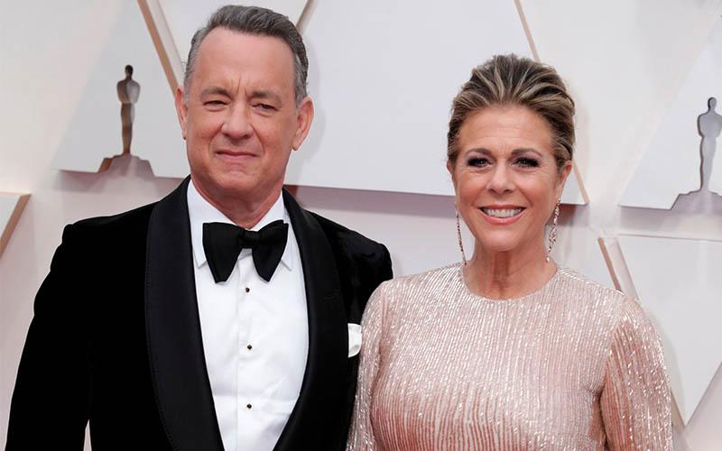Photo of Tom Hanks y su mujer confirman que padecen el COVID-19