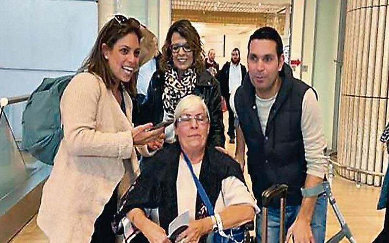 Photo of La israelí de 73 años que le ganó al coronavirus cuenta cómo fue la cuarentena en el crucero Diamond Princess