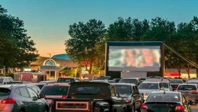 Photo of Aislados frente a la gran pantalla: ¿el resurgir del autocine?