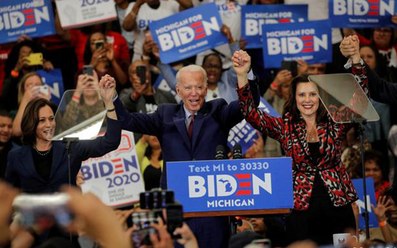 Photo of Biden consolida ventaja frente a Sanders