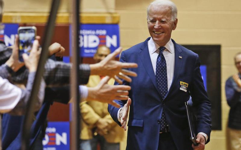 Photo of Biden se afianza como la alternativa moderada a Sanders