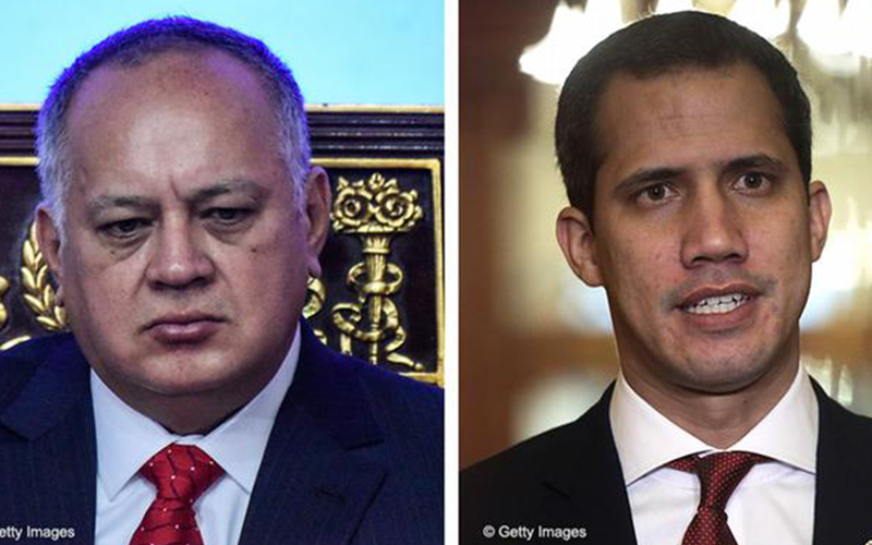 Photo of Venezuela: Cabello asegura que el intento de asesinato denunciado por Guaidó es falso