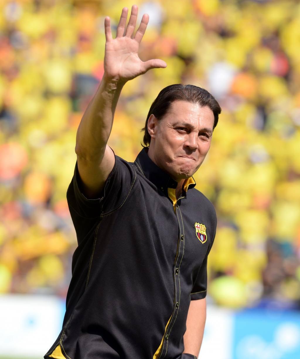 Photo of Alfaro Moreno: «No éramos el Barca después de ganarle a Cerro y hoy no somos un desastre»