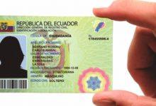 Photo of Cédula de identidad caducada tendrá validez por 3 meses más, ante emergencia sanitaria