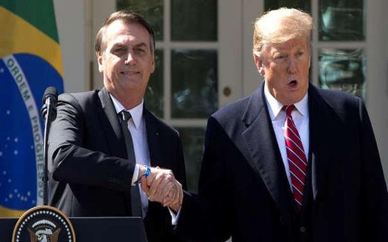Photo of Trump elogia a Bolsonaro pero no promete nada en cuanto a aranceles