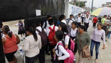 Photo of La matriculación escolar en la Costa diferida sin fecha