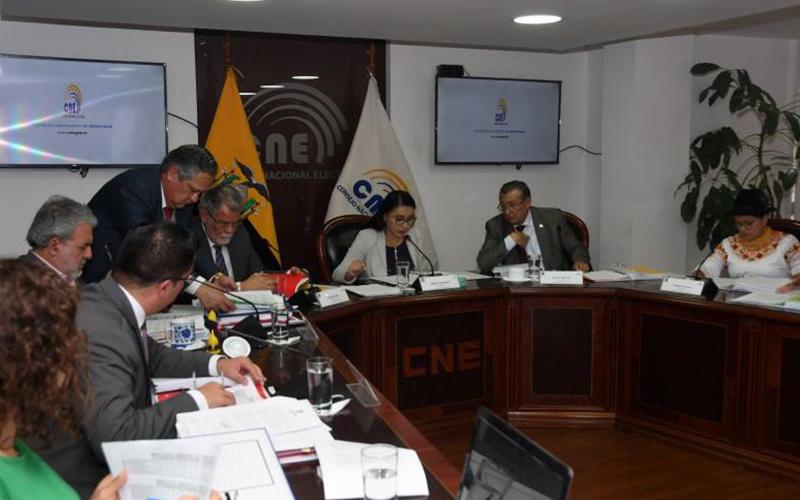 Photo of Declaratoria de periodo electoral causó división entre los consejeros