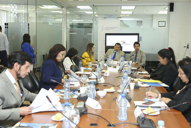 Photo of Autoridades de Senescyt y CES deben acudir ante Comisión de Educación