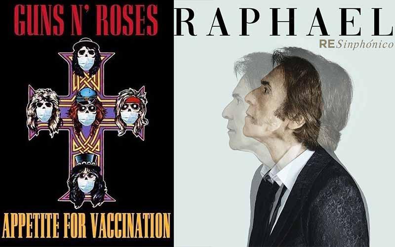 Photo of Conciertos de Guns N' Roses y Raphael  afectados por el coronavirus