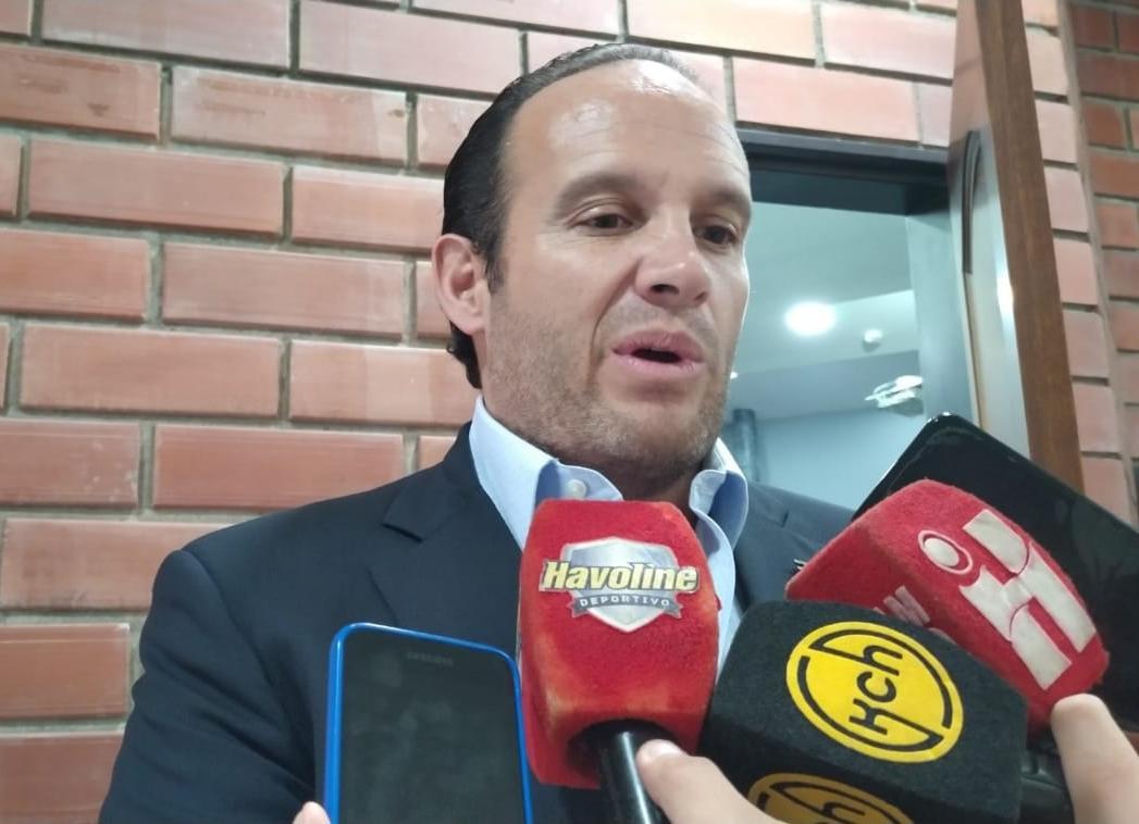 """Photo of Egas Presidente de la FEF: """"No tenemos por ahora ninguna decisión de aplazamiento de las Eliminatorias"""""""