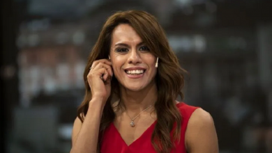 Photo of Diana Zurco, la primera presentadora trans en un noticiero central de Argentina