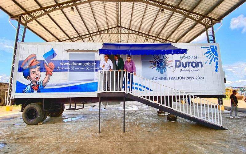 Photo of Durán cuenta con su primera clínica móvil