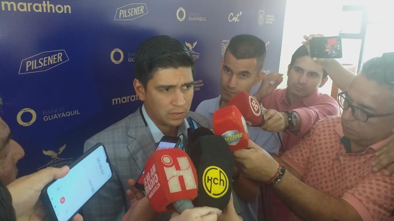 Photo of Jaime Estrada vicepresidente de la FEF Confirma SU RENUNCIA a la Comisión de Selecciones