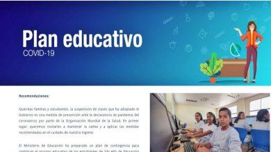 Photo of Así puede acceder a plataforma educativa del Ministerio de Educación habilitada por la suspensión de clases en Ecuador