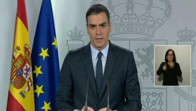 Photo of Sánchez anuncia la paralización de actividades no esenciales desde el lunes