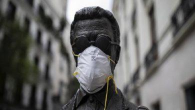 Photo of España registra 849 nuevas muertes por COVID-19, su cifra diaria más alta